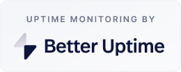 Better Uptime Website Monitoring